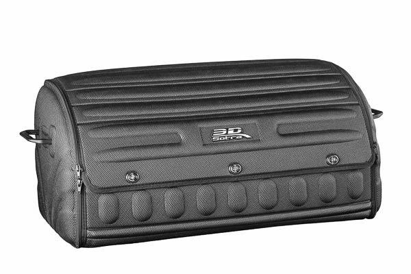 Сумка-органайзер Sotra 3D Kagu TWIST в багажник черная (с повортными замками)