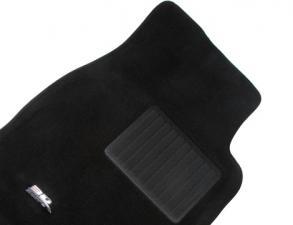 Коврики салона текстильные  Toyota Land Cruiser 150 Prado 2012-> (2 ряда сид.) VIP черные