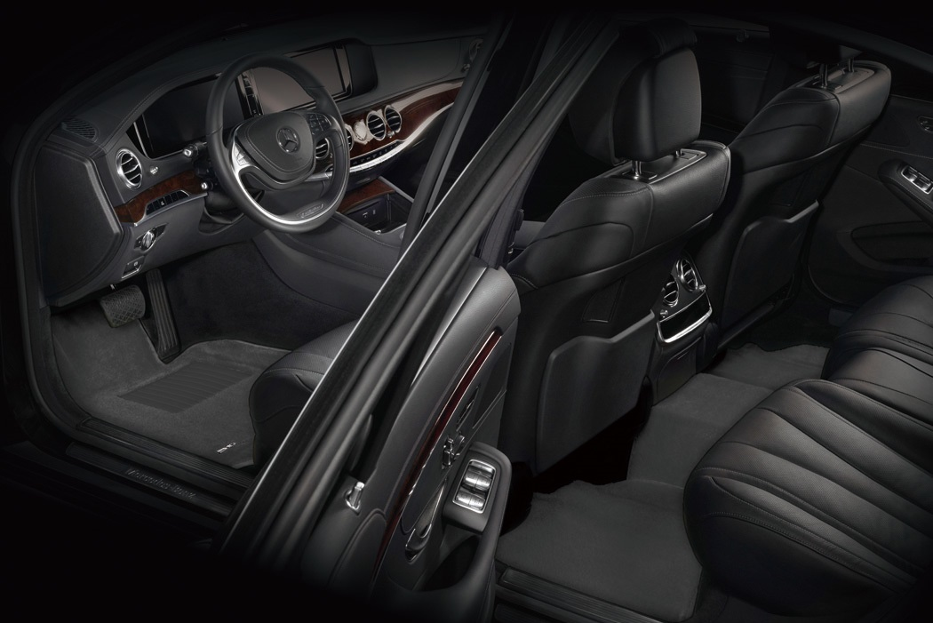 Коврики салона текстильные Lexus ES300 2001-2006 LINER 3D Lux с бортиком серые